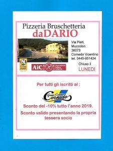 Pizzeria da Dario