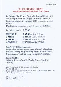 Club Fitness Point